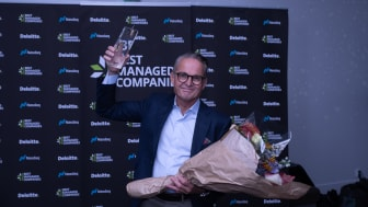 Sweden's Best Managed Companies 2021 Sigma technology