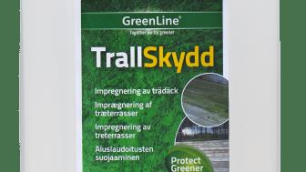 TrallSkydd - GreenLIne