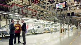 """Enligt trendrapporten """"Automotive – A Shifting Landscape"""" står fordonsindustrin inför stora förändringar till följd av ny teknik, kundernas förväntningar och ett allt starkare fokus på hållbarhet."""