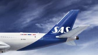 SAS tar bort krav på munskydd inom Skandinavien