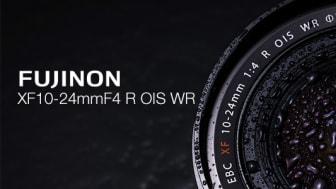 FUJINON XF10-24mmF4 R OIS WR