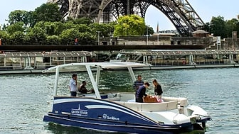 Fischer Panda UK can support applications similar to the new electric passenger boat operating on the Seine River, installed with a system from its brand Bellmarine