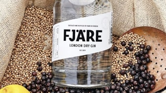 Fjäre London Dry Gin