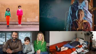 UR:s Vår digitala planet, Limboland, Fejk och Hälsning till framtiden nominerade till Prix Europa. Foto: UR.