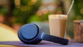 Sony brengt de ultieme draadloze noise cancelling WH-1000XM4 in Midnight Blue