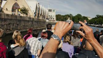 Rekordår för utländska övernattningar väntar svensk besöksnäring