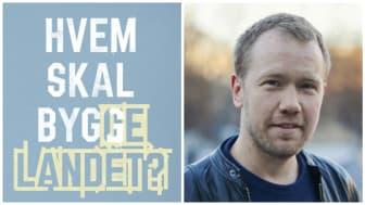Jonas Bals har bakgrunn som fagutdannet maler og er i dag politisk rådgiver i Arbeiderpartiets stortingsgruppe. Bals frykter at Norge er i ferd med å få arbeidende fattige, såkalt «working poor», slik vi ser i så mange andre land.