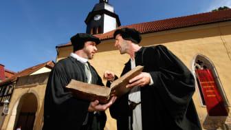 Eisenach: Luther- Das Fest, Schauspiel © Thüringer Tourismus GmbH, F: Weise, Andreas
