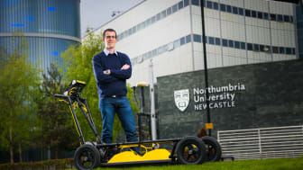 Dr Craig Warren, Senior Lecturer within Northumbria University's Department of Mechanical and Construction Engineering
