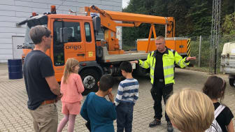 SEF A/S Adopter en skoleklasse fra Ørkildskolen i Svendborg 2