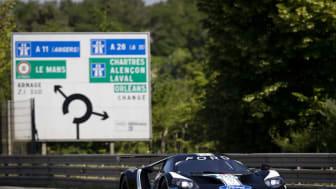 66 Ford GT - Le Mans Test 2019
