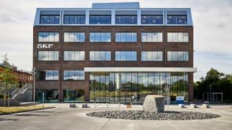 Liljewall är arkitekt för ombyggnaden av SKF:s nya huvudkontor - Sveriges första byggnad som uppnår högsta möjliga miljöcertifiering
