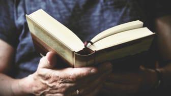 Biblioteket startar tjänst med utkörning av böcker. Foto: Pixaby