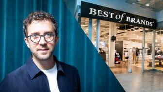 Indivds första testpilot för anonymiserad inhämtning av kundinsikter har nu installerats i Best of Brands butik i Sickla Köpkvarter i Stockholm.