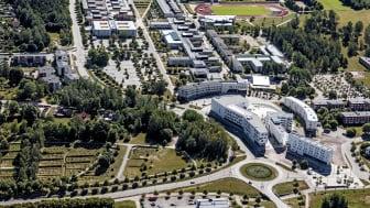 Först ut av Sveriges befintliga campusområden – Campus Örebro ska certifieras enligt Citylab