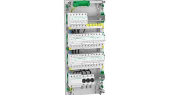 Ny tavleserie fra Schneider Electric sparer kostbar arbejdstid på montering, test og dokumentation