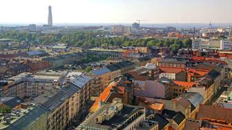 Viktig trend med bättre luftkvalitet i Malmö