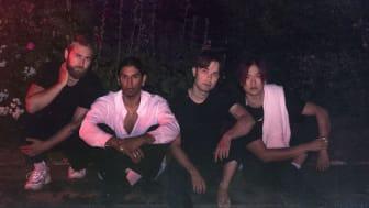 Joe & The Anchor släpper nya singeln 'Get The Vibe'