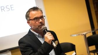 Nicklas Dahlberg, global försäljningschef Devgarden