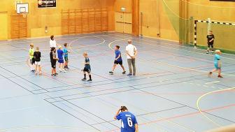 Snart får barn och unga träna i Göteborgs Stad inomhusanläggningar igen.