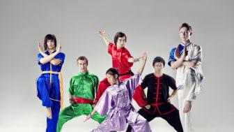 Wushu en kampsport i Norges Kampsportforbund