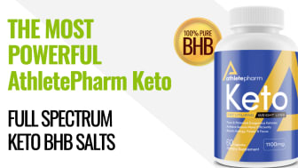Athlete Pharm Keto Reviews: Read on to know what are the side effects & ingredients & how to order in the USA.
