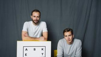 Asket, vinnare av Nordiska Kompaniets Innovationspris