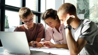 Portræt af en skole: Alternativ vej til studenterhuen - Gentofte Studenterkursus