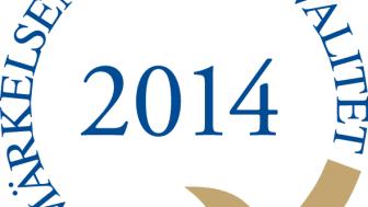 Utmärkelsen Svensk Kvalitet 2014 går till MTR som driver Stockholms tunnelbana