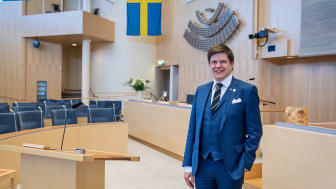 Pressinbjudan: Talman Andreas Norlén föreläser på Luleå tekniska universitet