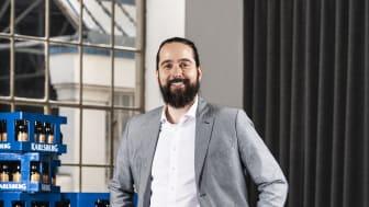 Christian Weber, Generalbevollmächtigter der Karlsberg Brauerei KG Weber. Foto: Karlsberg/Alexander Basile