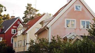 I I Hofors kommun får köparna mest bostadsrättsyta för lönen. Högst upp på listan över villayta ligger Norsjö.