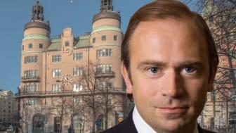 Henrik van Rijswijk, förhandlingschef Livsmedelsföretagen