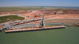 Always on: the modular design of MoorMaster systems enables Pilbara Ports Authority to continue using the system even as one unit at a time is serviced, thereby maximizing availability.