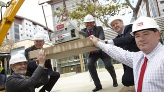 Milestone for Gateshead regeneration project