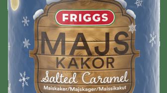 Friggs Maiskaker Salted Carmel Produktbilde