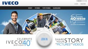 Iveco: 40 års succes, 150 års erfaring