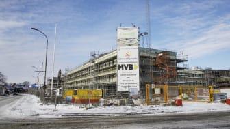 Familjens hus i Anderslöv ska stå klart fjärde kvartalet 2021