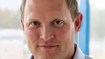 Erik Öhrling, ny VD för Lulebo från andra halvan av januari 2020.