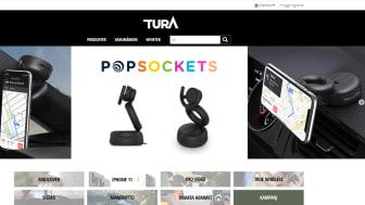 Tura Scandinavia väljer Litium för en framtidssäker e-handel