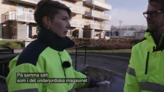 Så funkar VA SYD med Anders och Måns - när det regnar riktigt, riktigt mycket i staden