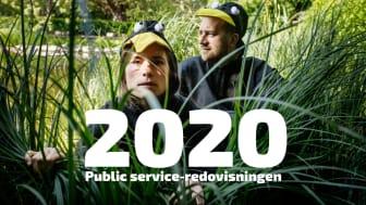Dagens beslut från Granskningsnämndens kring 2020 års public service-redovisningar för alla tre public service-bolagen visar att UR återigen anses ha levt upp till villkoren i såväl sändningstillstånd som medelsvillkor.