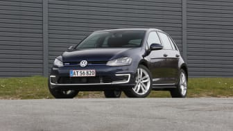 Golf GTE – Danmarks mest solgte plug-in-hybridbil