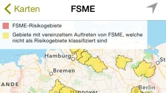 Prävention per Smartphone:  Der Gesundheits-Butler APPzumARZT jetzt mit Update FSME.