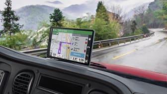 Garmin dēzl LGV700/800/1000 : les nouveaux GPS grand format réservés aux poids lourds