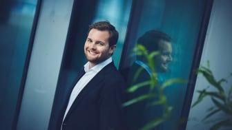 Christian Grøvlen blir ny direktør for KODEs komponisthjem (foto: Cathrine Dokken)