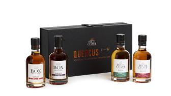 Quercus I-IV series