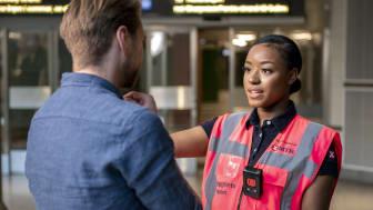 Den 1 april 2020 införde MTR och SL trygghetsteam på utvalda pendeltågssträckor under kvällar och nätter. Fokus för trygghetsteamen är att arbeta uppsökande, vara synliga för resenärer och finnas till hands för att ingripa vid särskilda händelser.