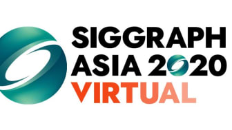 SIGGRAPH Asia's 2020 Virtual Edition Launches