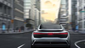 Konceptbilen Audi Aicon